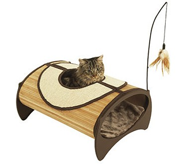 Jolly Moggy Bamboo Cat Funiture