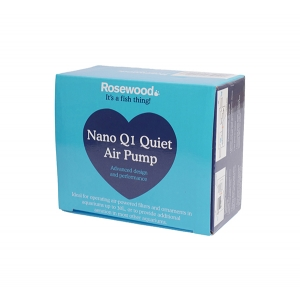 Nano Q 1 Quiet Air Pump