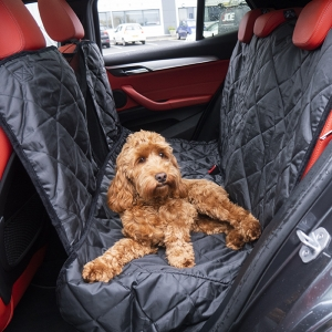 Super Soft Quilted Car Seat Cover