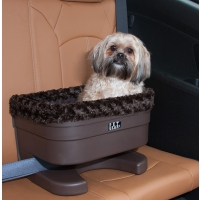 Pet Gear Plush Bucket Seat Booster