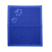 Anti-slip cat litter mat