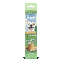 Clean Teeth Oral Care Gel Peanut Butter