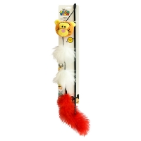 Tigger Wand Cat Toy