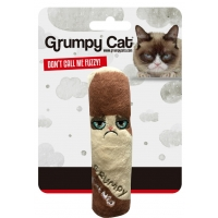 Grumpy Catnip Chew Toy Case
