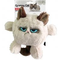 Flat Spider Catnip Cat Toy