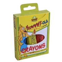 Yeowww!-ola Crayon 3-Pack