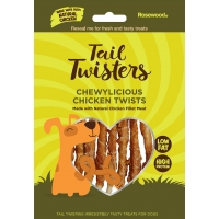 Chewylicious Chicken Twists 8pc 85g