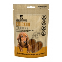 Chicken Tender Strips Dog Treats 80g