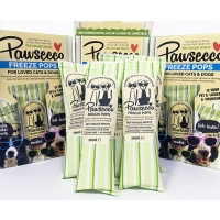 Pawsecco Freeze Pops for  Dogs and Cats 6pc x 50ml