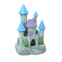 3D Block Castle Large