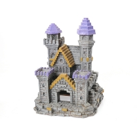 3D Block Castle Small