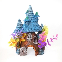 Blue Roof Pixie House