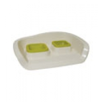 Twin Nuvola 2 Tray Set Spring Green