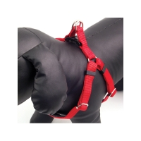 Soft Protection Harnesses Red