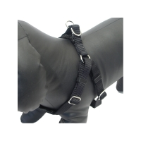 Soft Protection Harnesses Black
