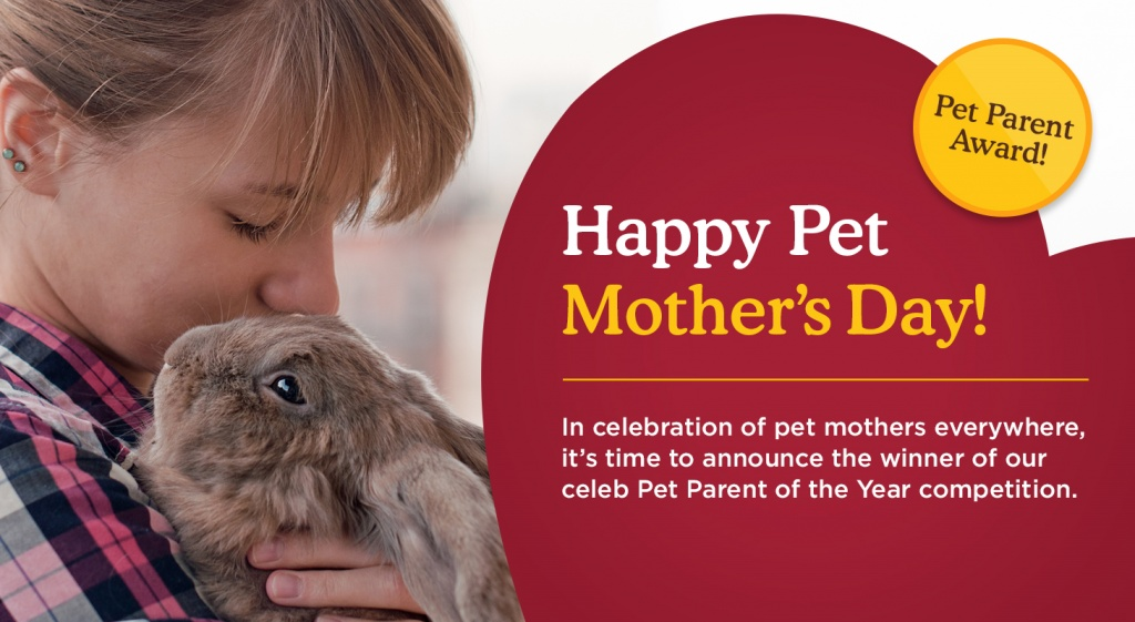 Happy Mother's Day Pet Mums!