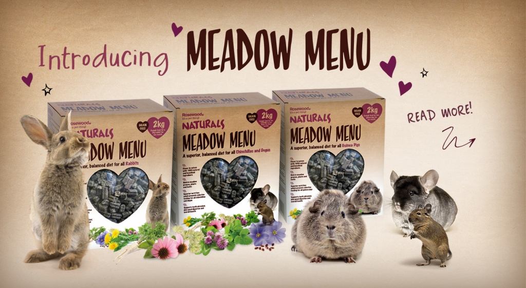 Introducing Meadow Menu!